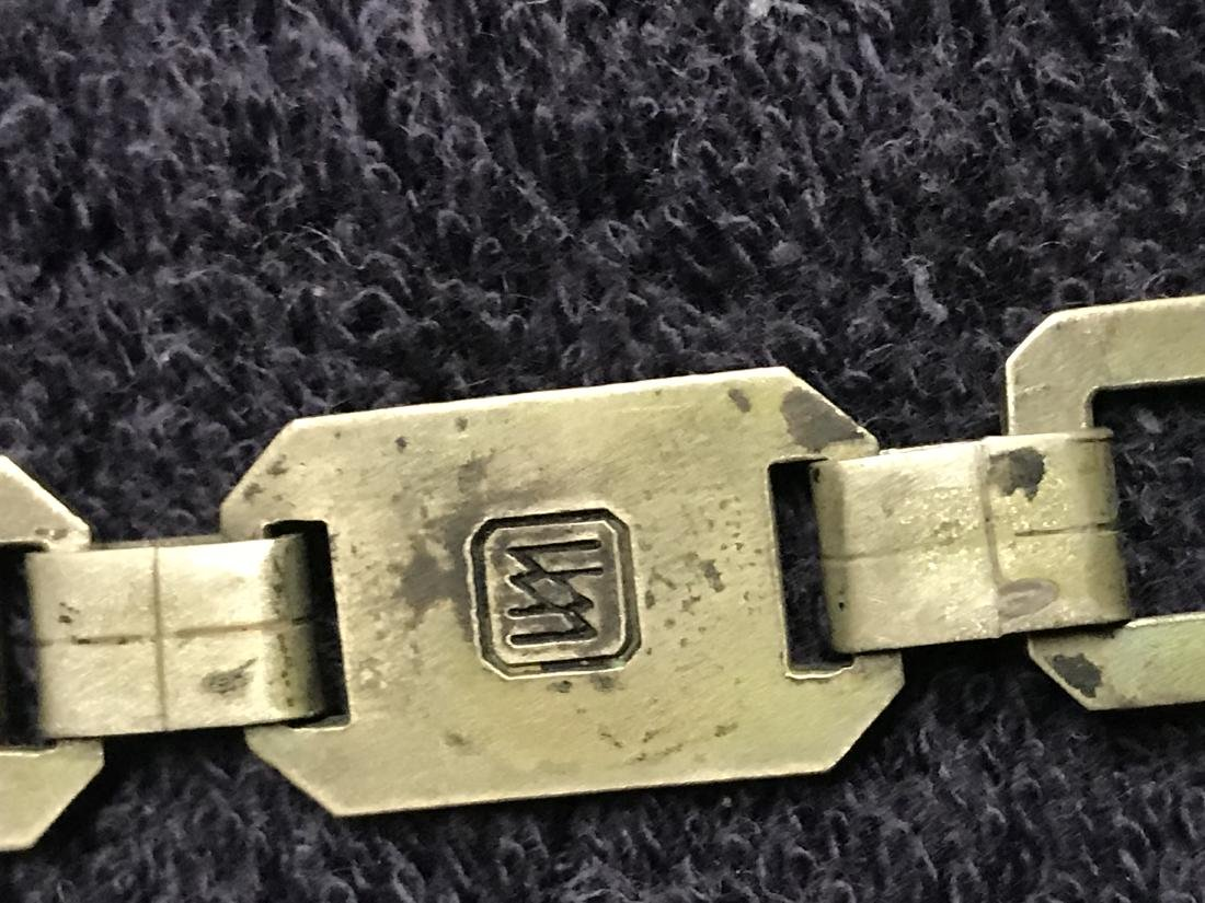 RARE PERIOD 1938 GERMAN SS CHAIN DAGGER WITH TYP. 2 - 10