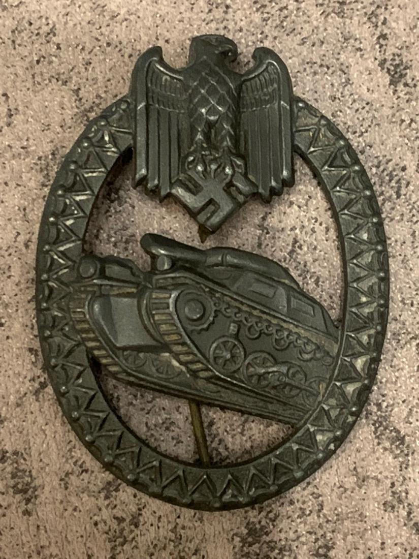 WW2 GERMAN WEHRMACHT PANZER MARKSMANSHIP BADGE