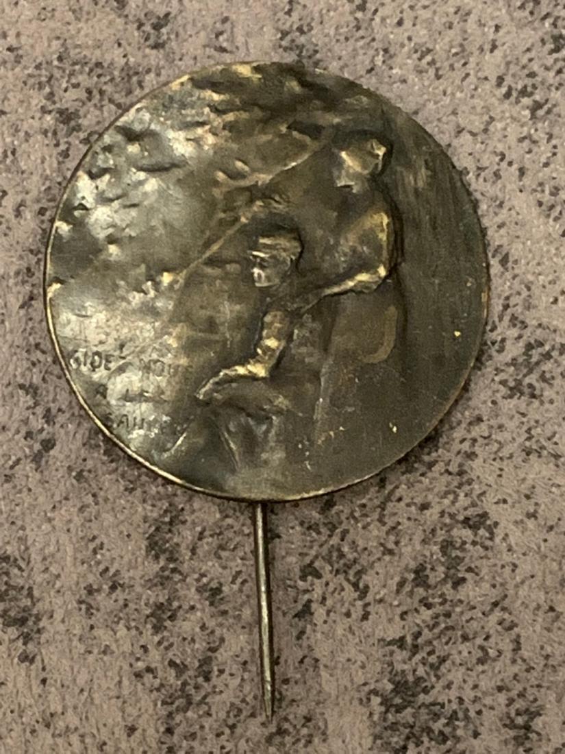 ANTIQUE WW2 GERMAN LABOR PIN