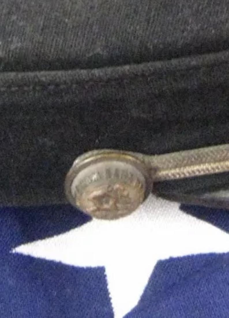 CIVIL WAR 1864 12TH OHIO CORPS KNIGHTS OF PYTHIAS KEPI - 5