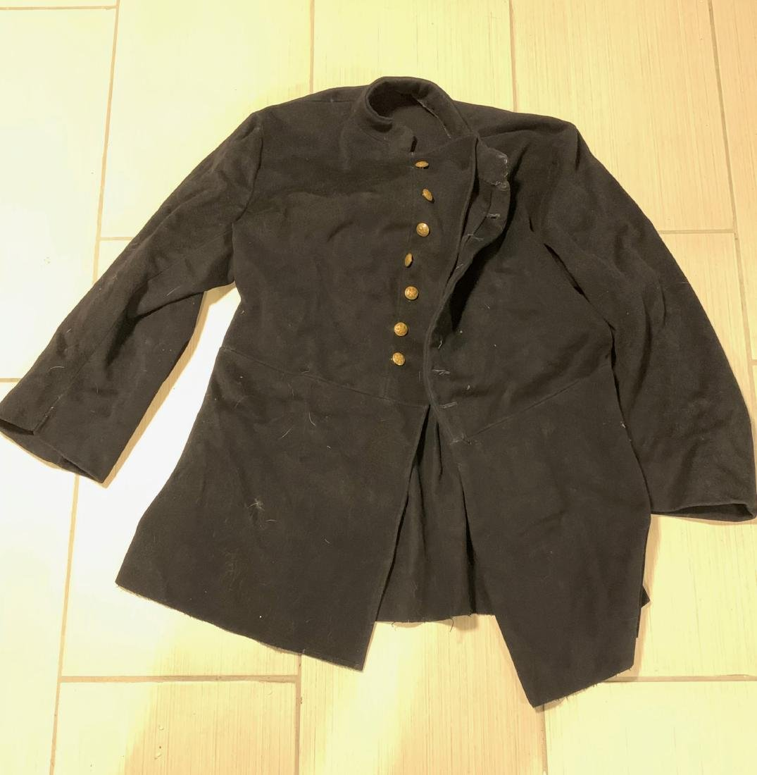 RARE CIVIL WAR UNION OFFICERS FROCK COAT
