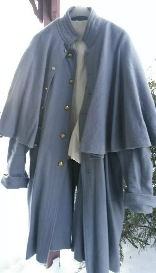 CIVIL WAR UNION FEDERAL INFANTRY OFFICERS GREAT COAT