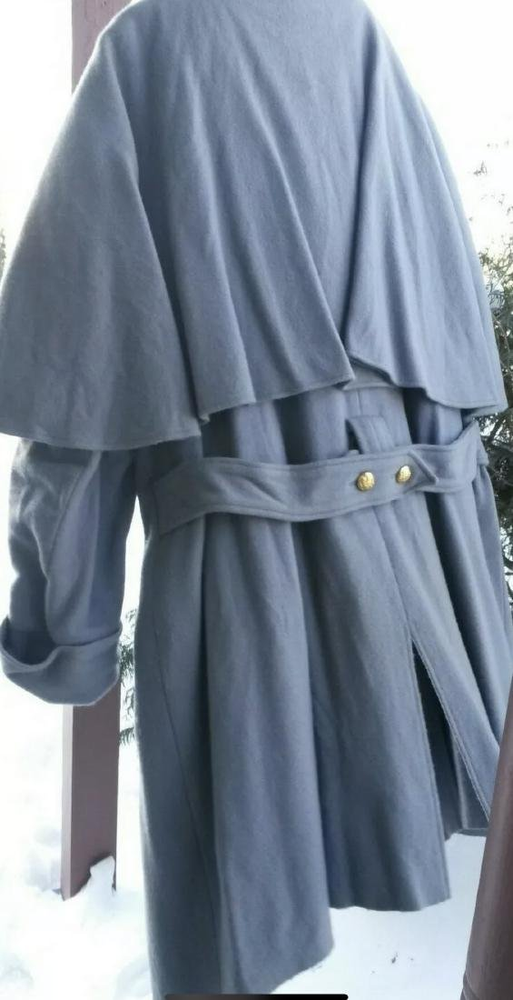 CIVIL WAR UNION FEDERAL INFANTRY OFFICERS GREAT COAT - 3