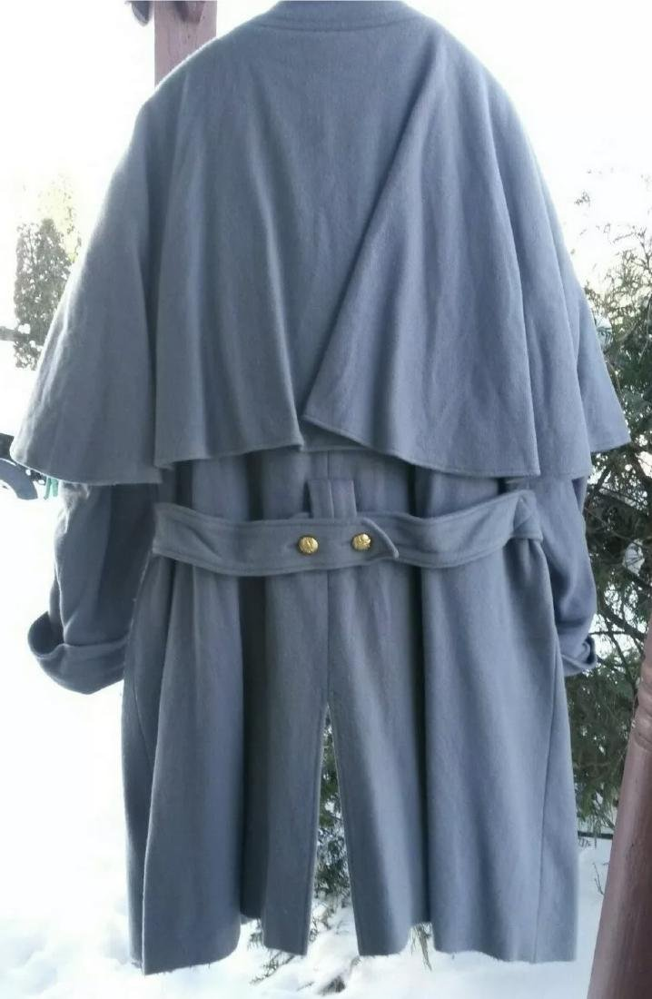 CIVIL WAR UNION FEDERAL INFANTRY OFFICERS GREAT COAT - 4