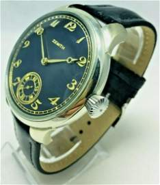 ANTIQUE ZENITH MENS MECHANICAL WATCH