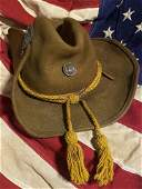 RARE CIVIL WAR CONFEDERATE CSA HARDEE SLOUCH HAT