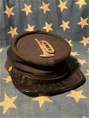 RARE CIVIL WAR UNION SHARP SHOOTERS KEPI