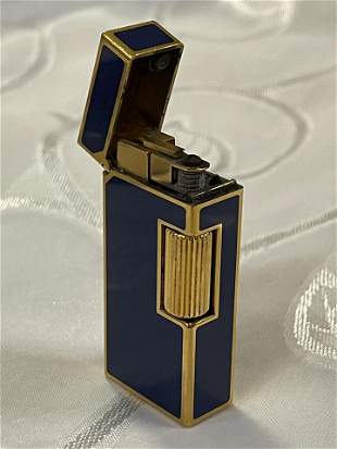 VTG. DUNHILL 56383 SWISS MADE COLLECTIBLE LIGHTER
