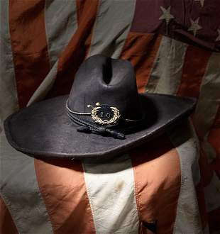 CIVIL WAR JOHNNY REB CONFEDERATE SLOUCH HAT CAP KEPI