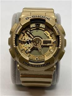 CASIO G-SHOCK GOLD COLLECTION WRISTWATCH