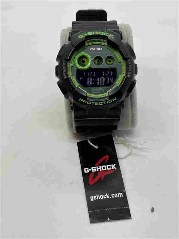 CASIO G-SHOCK GD120N-1B3 WRISTWATCH
