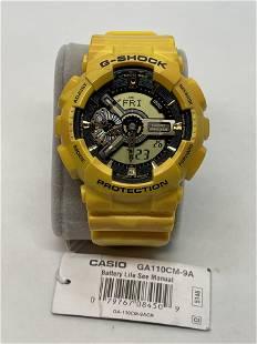 CASIO G-SHOCK GA110CM-9A WRISTWATCH
