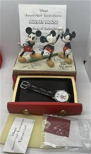 DISNEY CHARACTER STUDY WATCH COLLECTION - MICKEY MOUSE