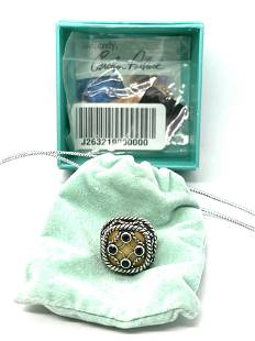 CAROLYN POLLACK ANNAPOLIS STERLING SILVER RING SZ 6