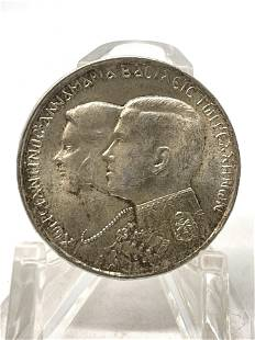 OLD ANTIQUE GERMAN SILVER COIN