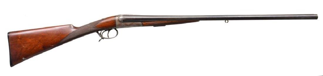 FRENCH MODEL IDEAL 2R SXS SHOTGUN.