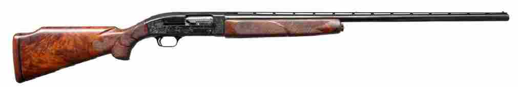 WINCHESTER MODEL 50 ENGRAVED PIGEON GRADE AUTO