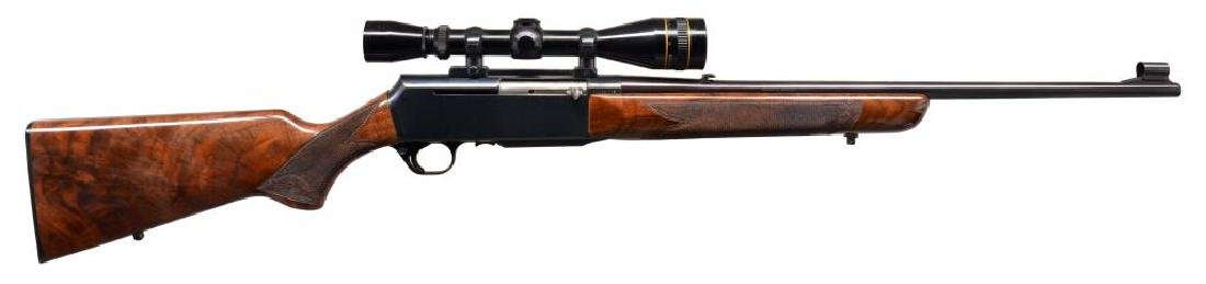 BROWNING SPECIAL MODEL BAR SEMI AUTO RIFLE.