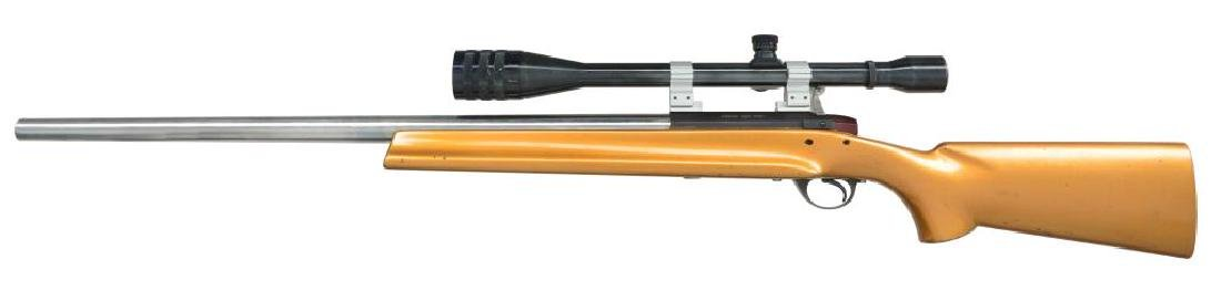 SHILEN MODEL DGA BOLT ACTION RIFLE. - 2