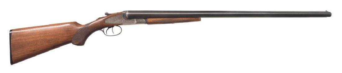 L.C. SMITH IDEAL GRADE SXS SHOTGUN.
