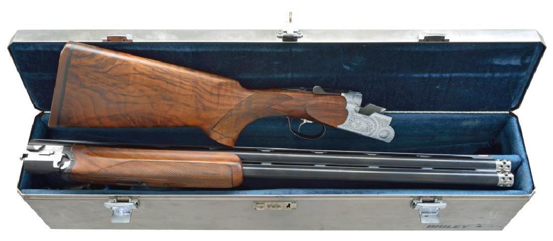 BERETTA S682DL SPORTING O/U SHOTGUN.