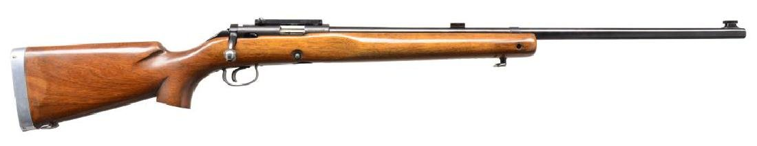 WINCHESTER 52B BOLT ACTION TARGET RIFLE.