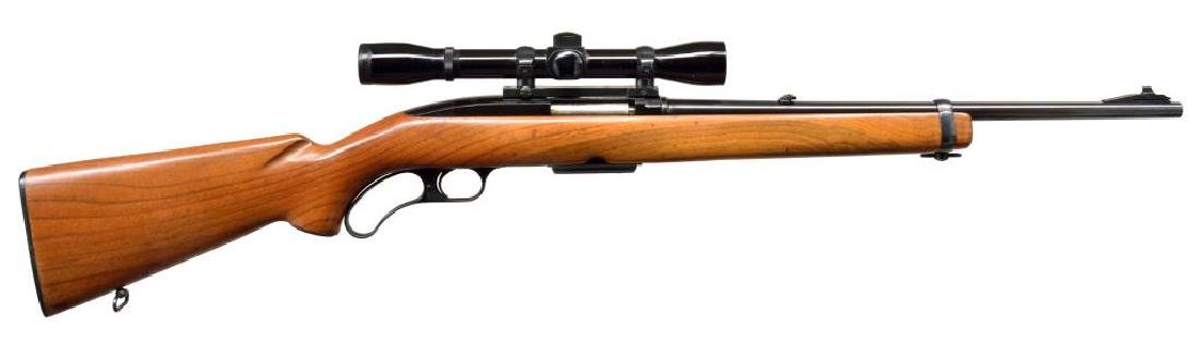 WINCHESTER MODEL 88 LEVER ACTION CARBINE.