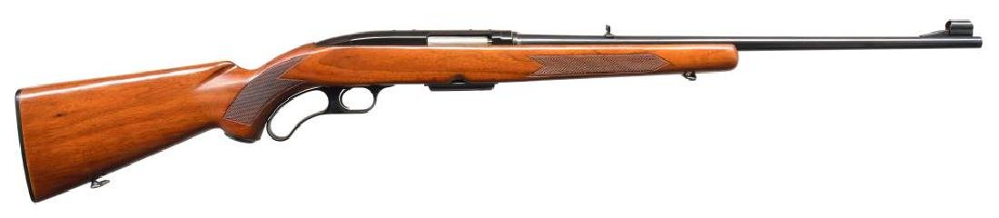WINCHESTER 88 LEVER ACTION RIFLE.