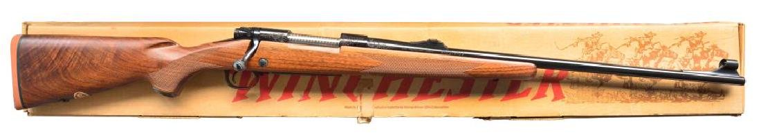 WINCHESTER 50TH ANNIVERSARY MODEL 70 BOLT ACTION