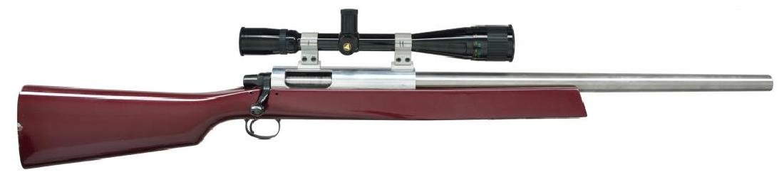 REMINGTON MODEL XP-100 BENCHREST BOLT ACTION