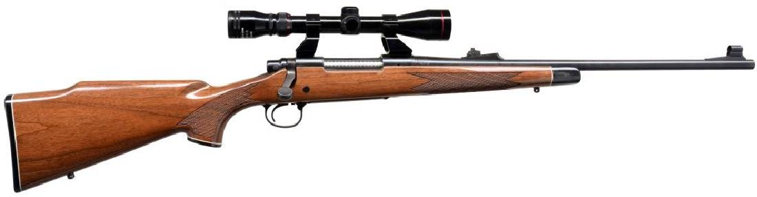 REMINGTON MODEL 700 BDL BOLT ACTION RIFLE.