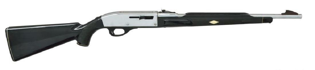 REMINGTON APACHE BLACK & CHROME NYLON 66 SEMI