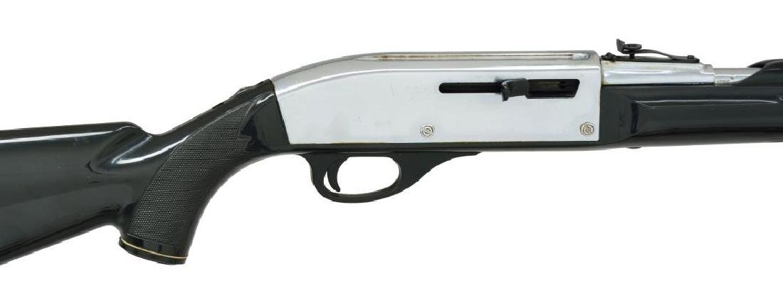 REMINGTON APACHE BLACK & CHROME NYLON 66 SEMI - 3