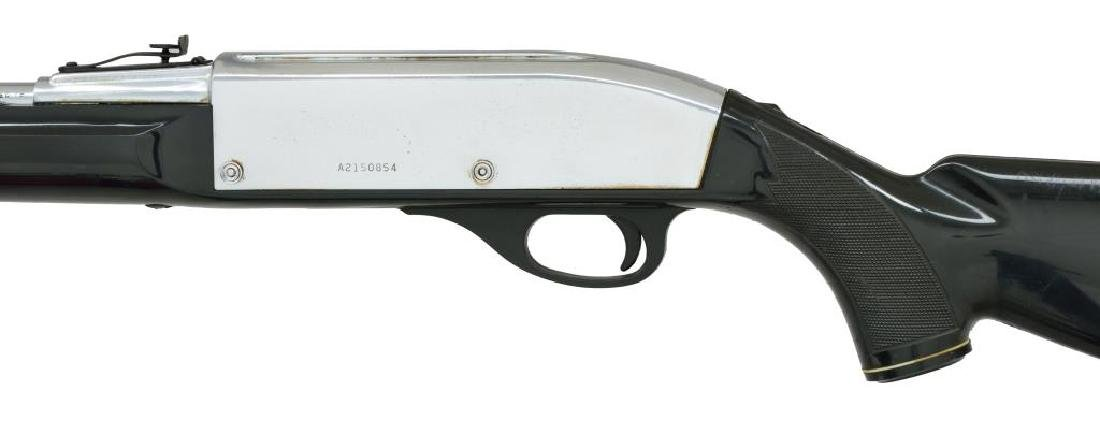 REMINGTON APACHE BLACK & CHROME NYLON 66 SEMI - 4