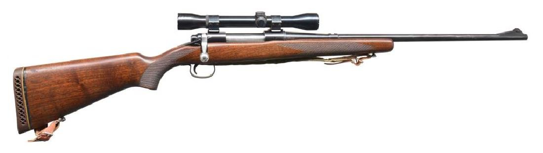 REMINGTON 721 BOLT ACTION RIFLE.