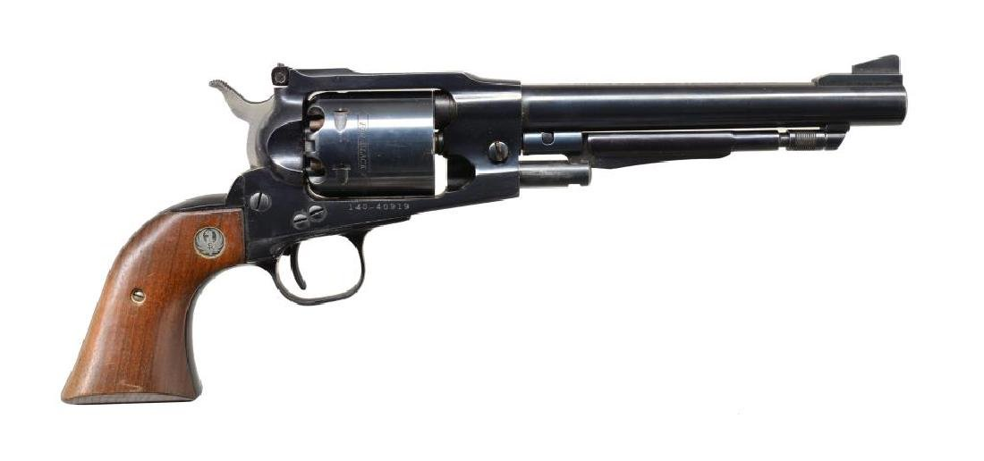 RUGER OLD ARMY CAP AND BALL REVOLVER. - 2