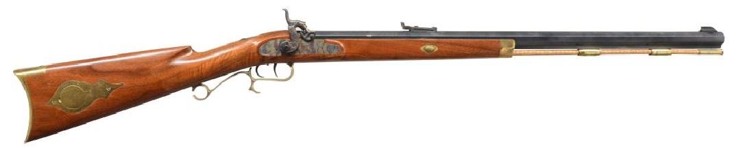 THOMPSON CONTENDER HAWKIN PERCUSSION RIFLE.