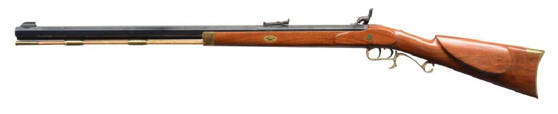 THOMPSON CONTENDER HAWKIN PERCUSSION RIFLE. - 2