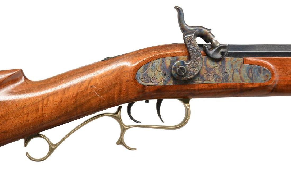 THOMPSON CONTENDER HAWKIN PERCUSSION RIFLE. - 3