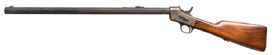 REMINGTON ARMS ROLLING BLOCK RIFLE. - 2