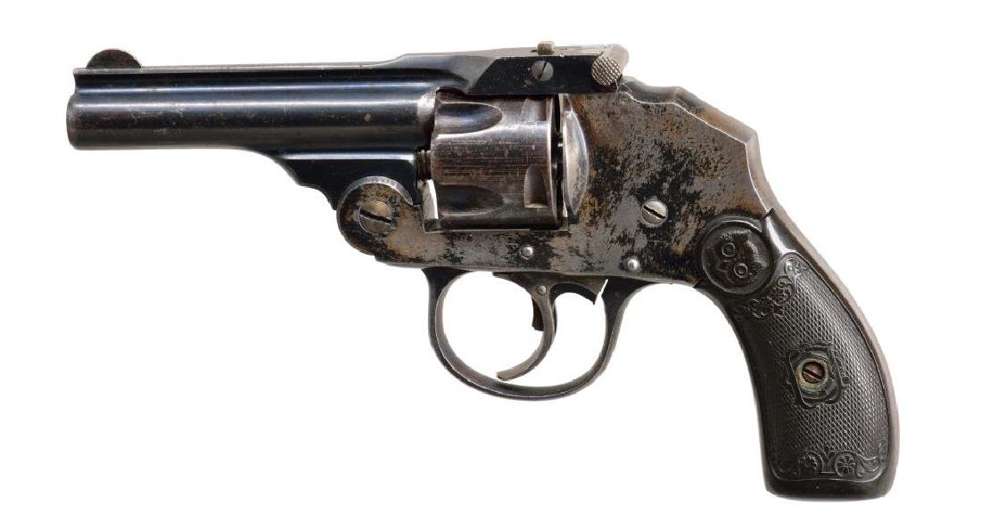 2 IVER JOHNSON SAFETY AUTOMATIC REVOLVERS. - 3