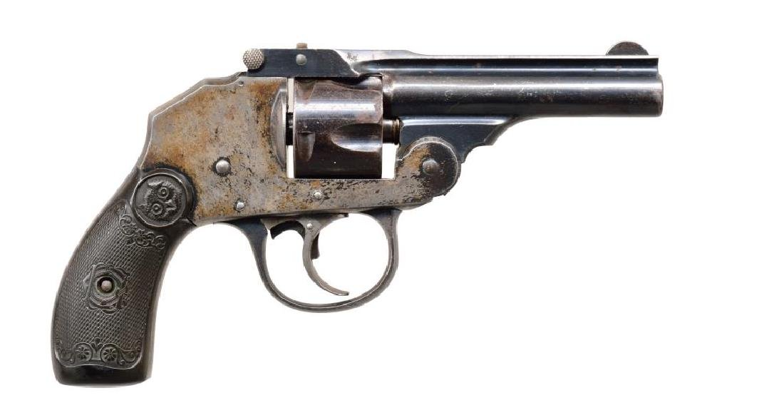 2 IVER JOHNSON SAFETY AUTOMATIC REVOLVERS. - 5