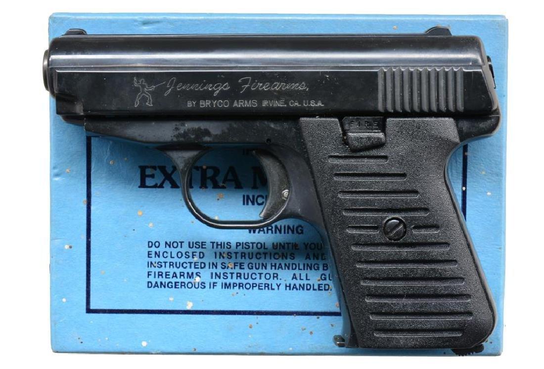 4 BOXED PERSONAL DEFENSE SEMI AUTO PISTOLS. - 5