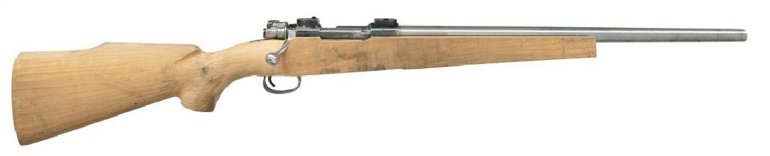 4 BOLT ACTION RIFLE PROJECTS. - 2