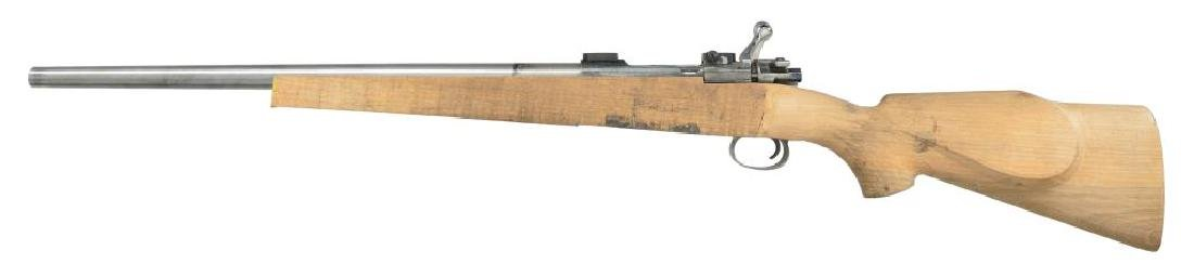 4 BOLT ACTION RIFLE PROJECTS. - 5