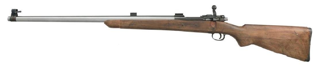 4 BOLT ACTION RIFLE PROJECTS. - 7