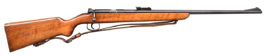 MAUSER BOLT ACTION SINGLE SHOT SPORTING RIFLE.