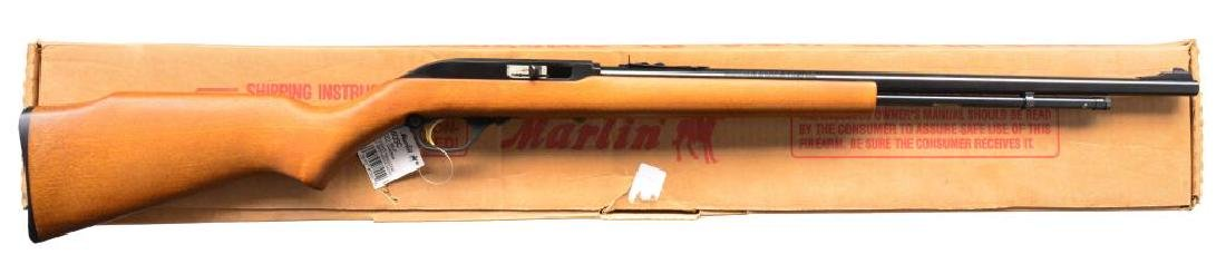 MARLIN MODEL 60SC SEMI AUTO RIFLE.