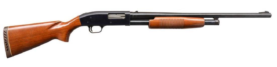 FOUR 12 GA SHOTGUNS. - 2