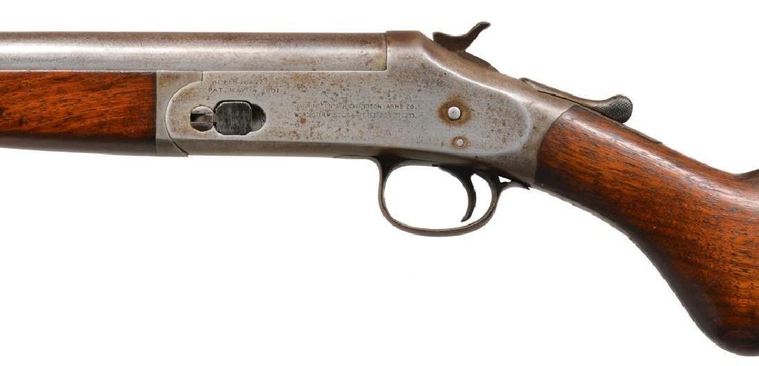 7 CURIO SHOTGUNS. - 10